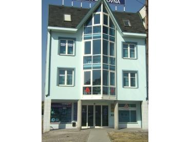 Budova Rodinné družstevní záložny v Orlové