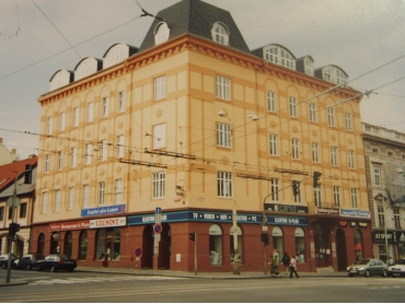 Rekonstrukce domu č.p.6 na Klatovské třídě v Plzni