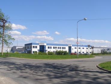 Výrobní závod fy KOVONA System a.s